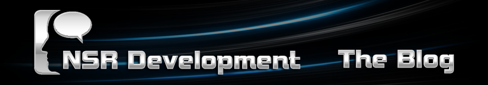 NSR Development Blog