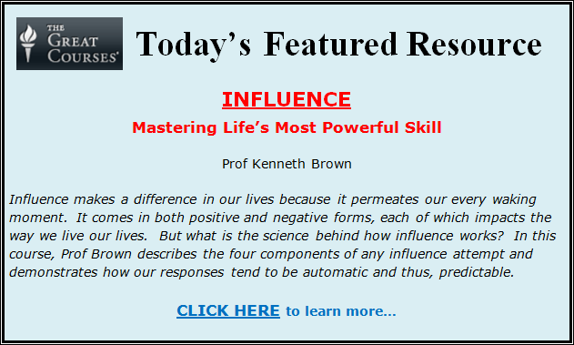 Influence - Mastering Lifes Most Powerful Skill