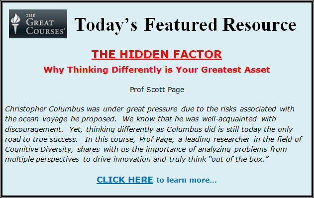 The Hidden Factor