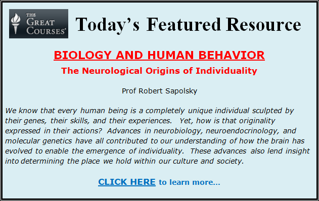 Biology and Human Behavior